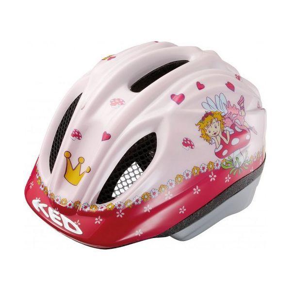 KED Helm Meggy Prinzessin Lillifee - Sicherheit Made in Germany.