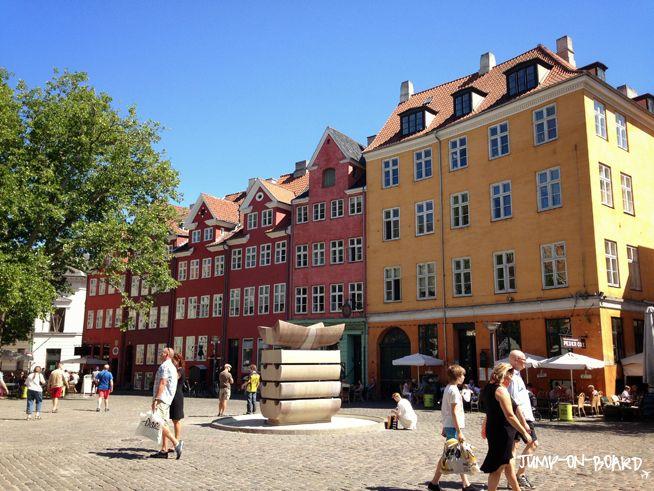 pretty square in Copenhagen