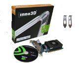 Inno3D Nvidia Geforce GT 730 LP 4GB DDR3 HDMI DVI VGA 128 Bit Video Graphics Card PCI Express x16 HD 1080P Low Profile