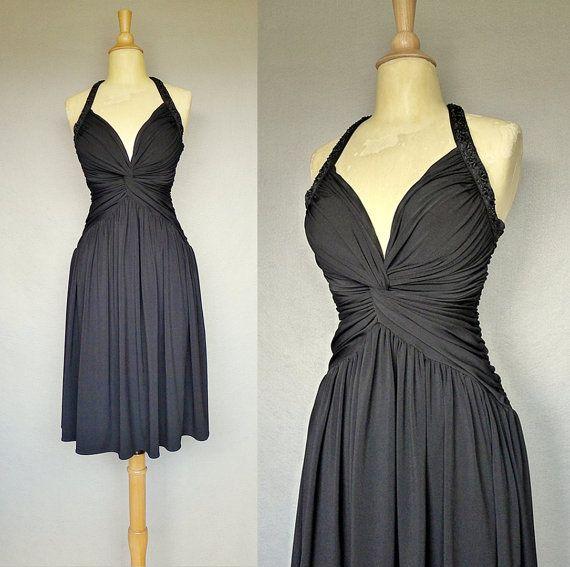 Très belle robe des années 80