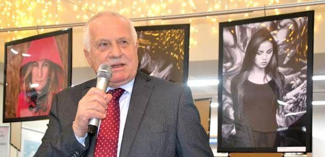 Česká republika už není naše, překvapil Václav Klaus. A toto se strhlo