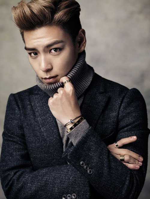 Nice 5 Classy Korean Hairstyles for Men in 2015