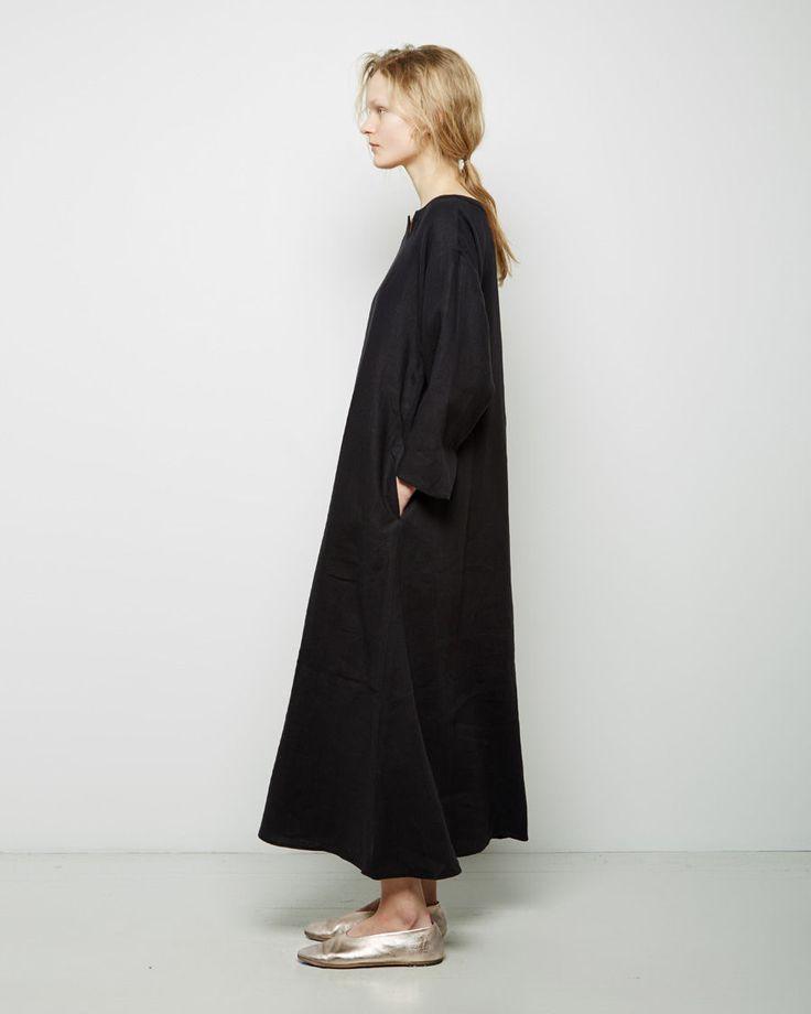 HACHUNG LEE   Linen Dress   La Garçonne