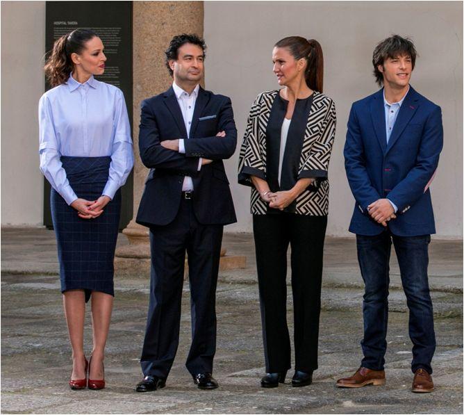 """MasterChef España: Pepe Rodríguez y Jordi Cruz, chefs de los restaurantes """"El Bohío"""" y """"ABaC Restaurant & Hotel"""" y miembros del jurado d..."""