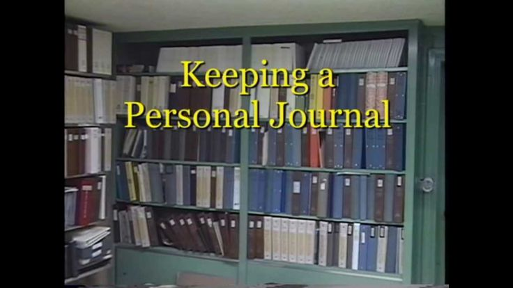 @: W. Cleon Skousen (1913-2006) shares the importance of keeping a personal journal. Visit www.skousen2000.com for a complete list of Cleon Skousen's books and ...