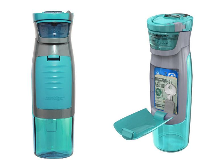 Odyssey water bottle - The OKO Odyssey water bottle is like no other bottle you've ever sipped water or clandestinely slurped some whiskey from. This bottle has two...