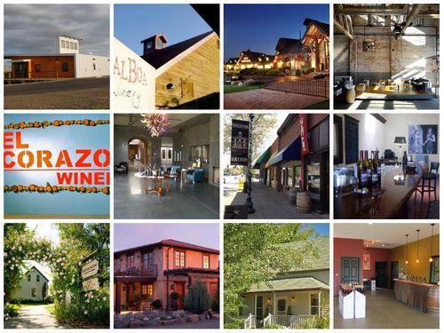 Washington Wine Country: Eleven Tasting rooms near Whitman College in Walla Walla. #travel