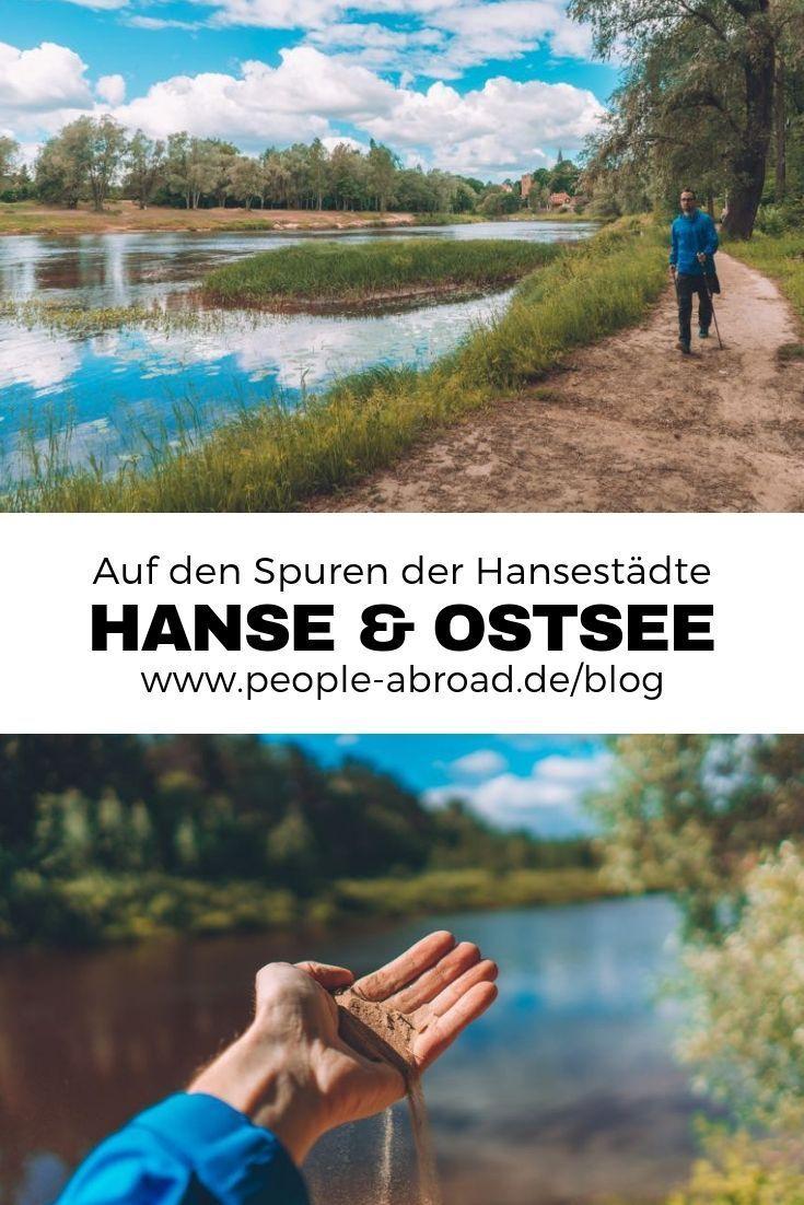 Die Hanse in Lettland, Estland und Schweden