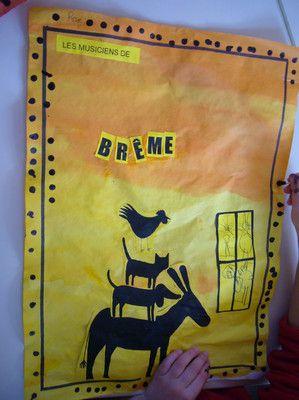 Les musiciens de Brême plusieurs activités