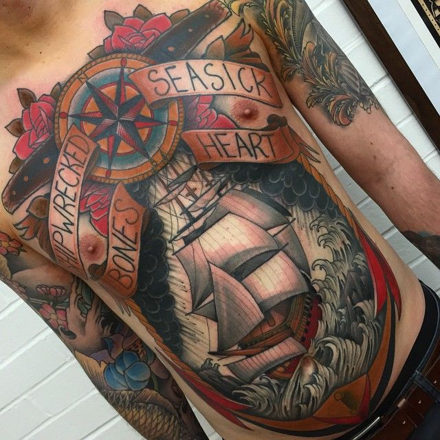 Tatto Body Inside Tattoo Ideas By Kerry Mitchell: Done By Mitchell Allenden, Tattooist At Dock Street