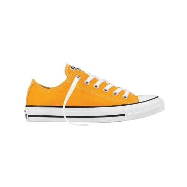 086c5346366c Converse Chuck Taylor All Star Low Sneaker ($55) ❤ liked on Polyvore  featuring shoes, sneakers, converse shoes, low cut tops, low top, leather  sneakers and ...
