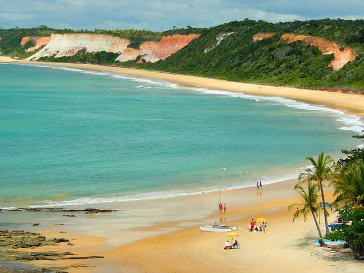 Praia de Pitinga  Arraial D'Ajuda  Bahia, Brasil