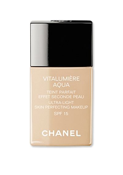 Kara Yoshimoto Bua's Top 10 Products for Flawless Looking Skin - Chanel ULTRA-LIGHT SKIN PERFECTING MAKEUP from #InStyle