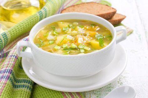 soppa för viktnedgång