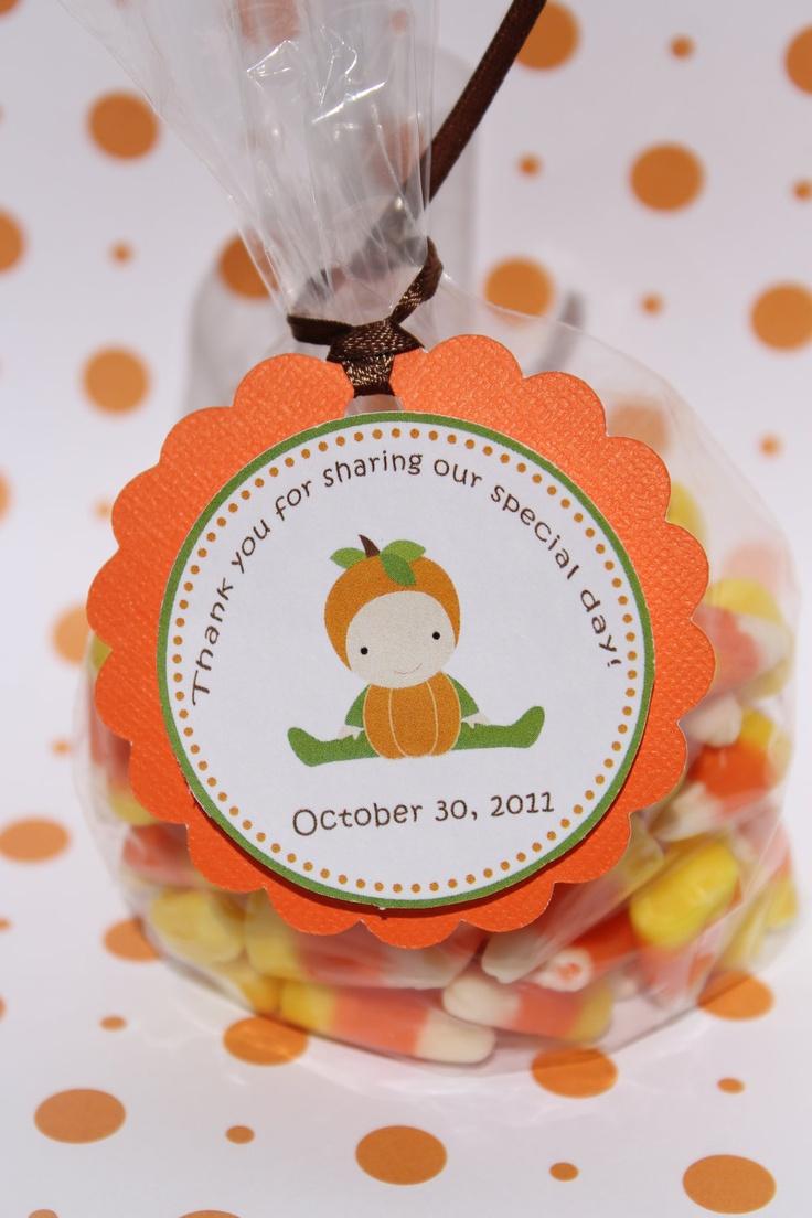 Baby Shower Favors Little Pumpkin ~ Pumpkin baby shower invitations july s