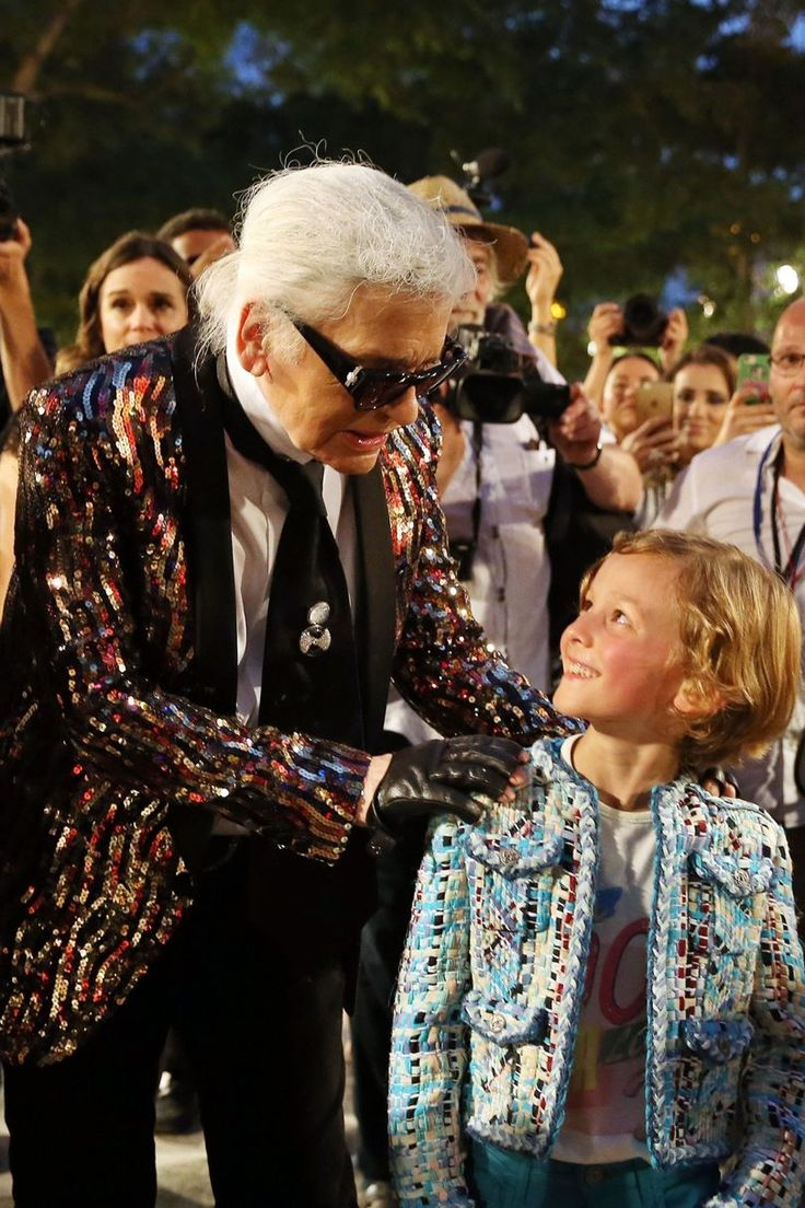 Karl Lagerfeld: Life In Pictures – Jane Michelle