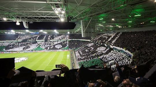 Borussia Mönchengladbach: Choreos waren 2015 ein Gänsehaut-Garant