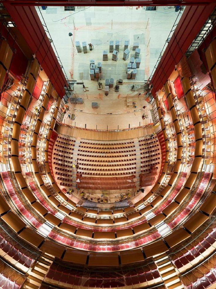 Stavros Niarchos Foundation Cultural Center (SNFCC), Athens, Greece - Renzo Piano