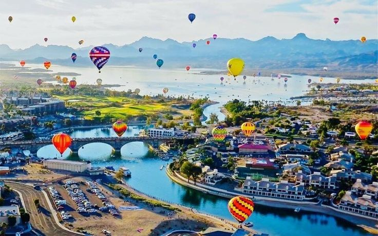2016 Lake Havasu City Balloon Festival-doing this next year