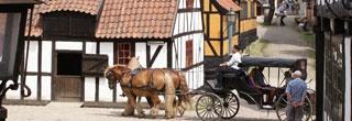Den Gamle By i Aarhus - museum for byernes kultur og historie