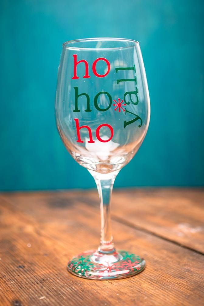 428 Best Painted Wineglasses Images On Pinterest Glass