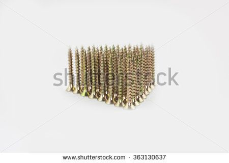 Fastening screws for wood