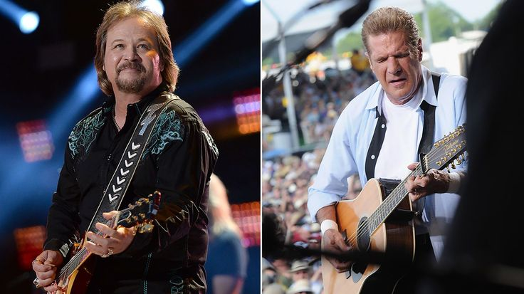 Travis Tritt on Glenn Frey: 'It Was an Inspiration to Be Around Him'   Rolling Stone