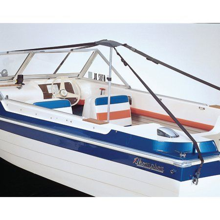 Taylor Boat Cover Support System Black