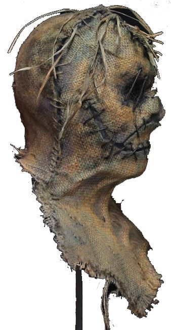 Scarecrow Masks - Haunted House and Film Ready Creations