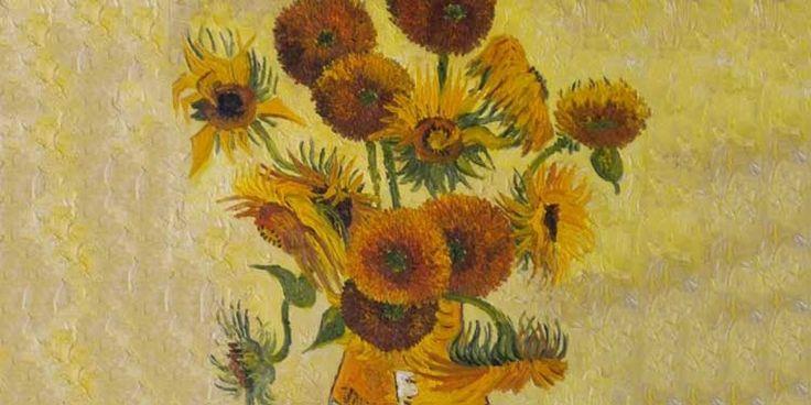 """30 marzo 1987Venduto il famoso dipinto dei """"Girasoli"""" di Van Gogh"""