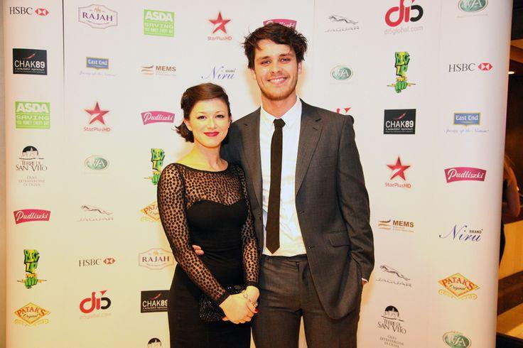 Great British Bake Off presenter Rob Billington at the 4th Annual World Food Awards