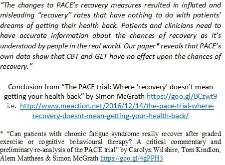 On £5m #PACEtrial http://www.meaction.net/2016/12/14/the-pace-trial-where-recovery-doesnt-mean-getting-your-health-back/ …