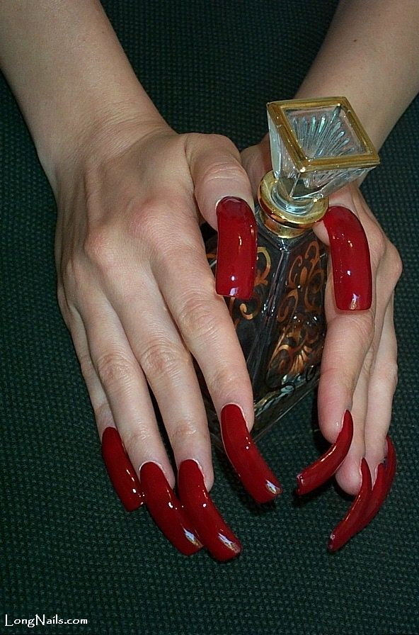 90 best Nails images on Pinterest | Nail scissors, Red nail and ...