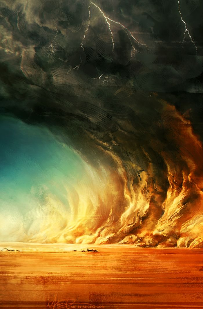 Mad Max: Into the storm by Alice X. Zhang
