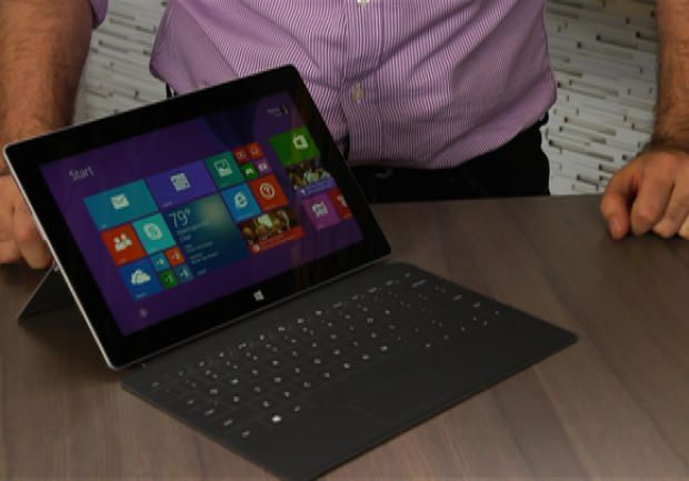 Surface 2: Thinner, lighter and longer-lasting RT tablet powered by Tegra 4 chip, coming October 22 for $449