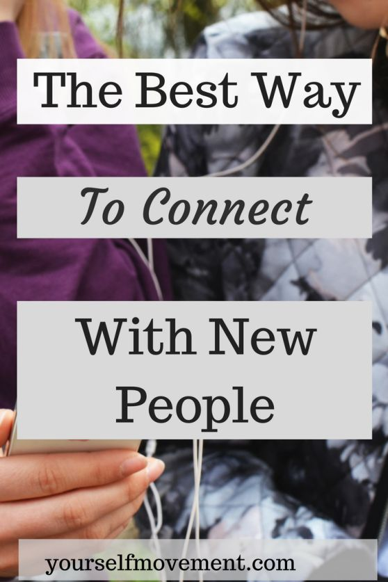 Discover how to connect with strangers and move past small talk quickly.