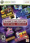 Namco Museum: Virtual Arcade (Microsoft Xbox 360 2008)