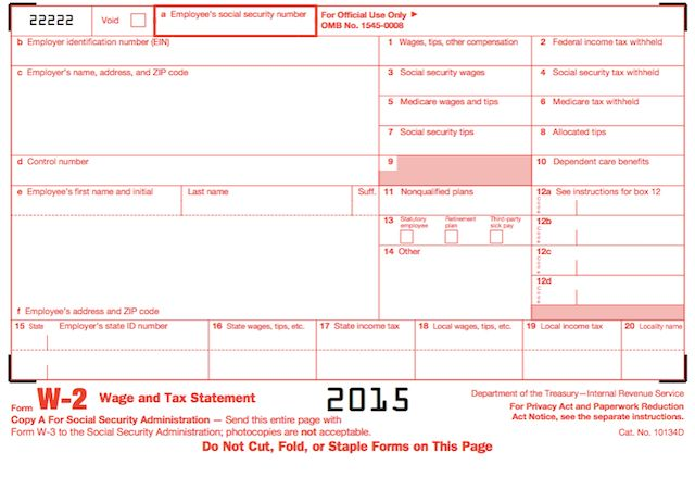 Understanding Your Forms W Wage  Tax Statement  Step Guide