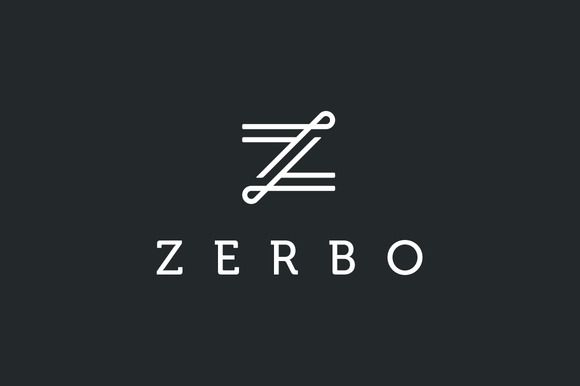 Zerbo - Letter Z Logo by @Graphicsauthor