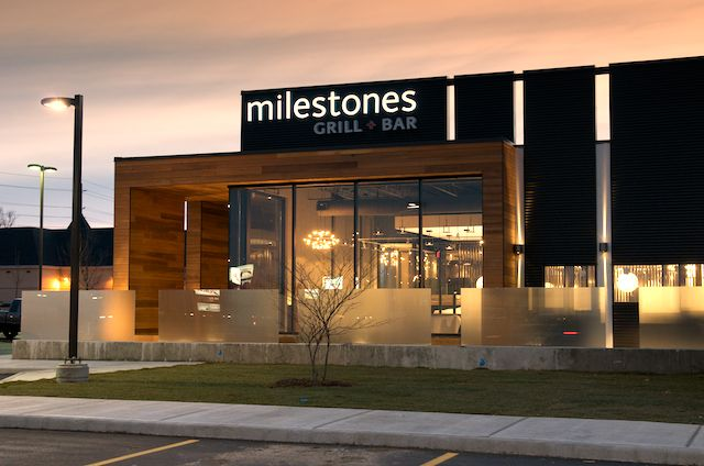 April 22, dinner and a movie date with my dad <3 milestones is our favorite restaurant;been going there since i was little