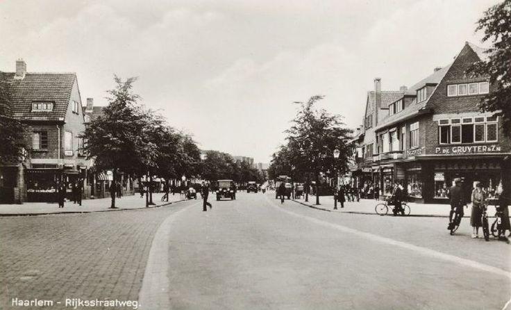 Haarlem Rijksstraatweg.