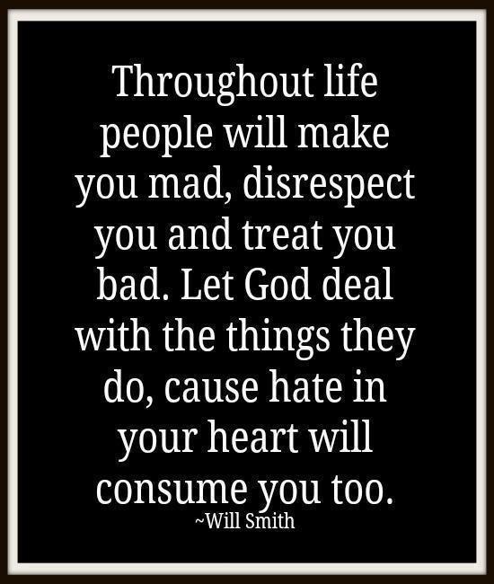 easier said than done...