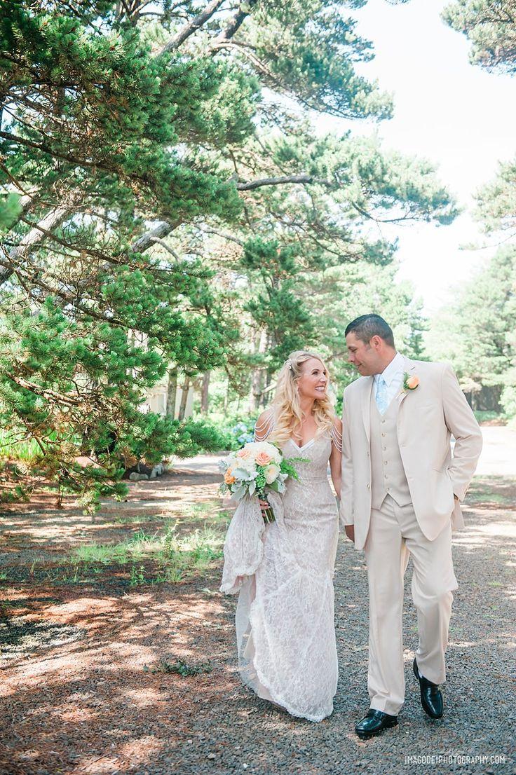 Imago Dei Photography Hallmark Resort Weddings Newport Oregon Wedding Photographers Destination Fairytale