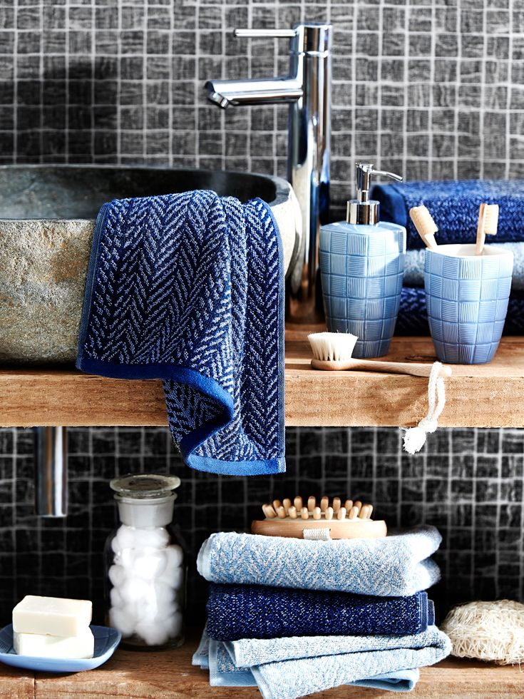 Best BATHROOM INSPO Images On Pinterest Bath Towel Storage - Modern bath towels for small bathroom ideas