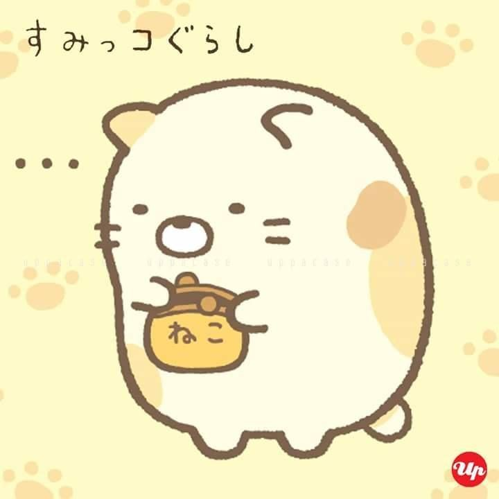 Cute Cartoon Sushi Wallpaper 角落生物sumikko Gurashi Line Q 圖 Pinterest Kawaii