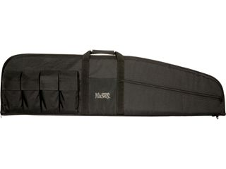 """MidwayUSA Tactical Rifle Case with 6 Pockets -- 46"""" Olive Drab"""