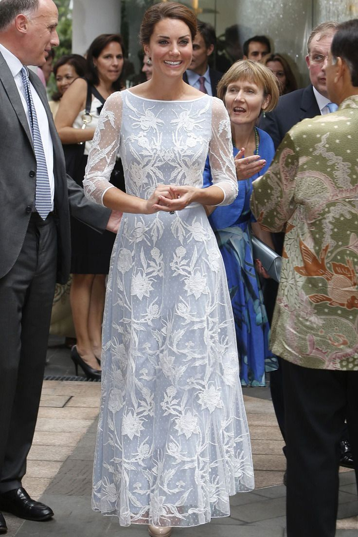 Kate's Dresses as Gowns
