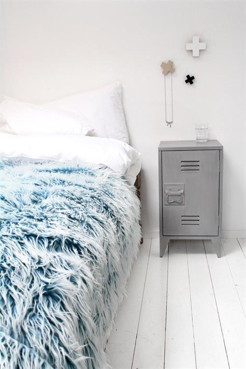 Products details - Furniture - bedside grey (set of 2)