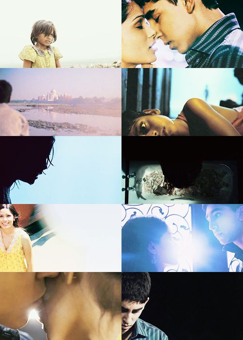 Slumdog Millionaire (2008) - Cinematography by Anthony Dod Mantle | Directed by Danny Boyle