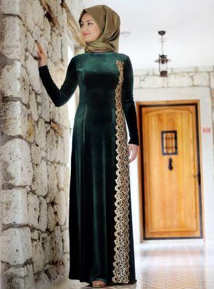 Osmanlı Elbise - Zümrüt - Minel Aşk :: Zinde Market